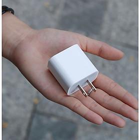 Củ Sạc Nhanh 18W Dành Cho iPhone 12 - 12Max, iPhone 12Pro - 12Pro Max - Chân Zẹt