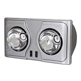 Đèn sưởi nhà tắm 2 bóng