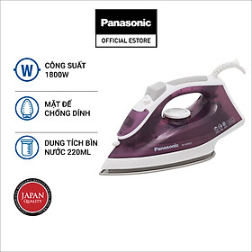 Bàn ủi hơi nước Panasonic NI-M300TVRA - Hàng Chính Hãng