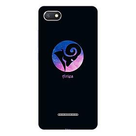 Ốp lưng điện thoại Xiaomi Redmi 6A hình  12 Cung Hoàng Đạo - Cung Bạch Dương