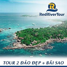 [Phú Quốc] Tour 02 Đảo: Hòn Móng Tay & Hòn Gầm Ghì (Hoặc Hòn Mây Rút) - Bãi Sao - Lặn Ngắm San Hô, Khởi Hành Hàng Ngày, Đón Trung Tâm Dương Đông