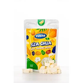 Sữa Chua Sấy Thăng Hoa Yobite-Vị Mít 35grams- Hỗ trợ tiêu hóa, tăng sức đề kháng