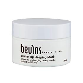 Mặt Nạ Ngủ Dưỡng Trắng Da Whitening Sleeping Mask Beuins BEMNNWH30 (30ml)