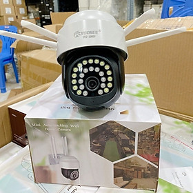 Camera siêu khủng IP Wifi Yoosee 27 Led 3.0 FHD 1080P  4 Anten quay đêm siêu nét hot 2022- Hàng nhập khẩu (TẶNG KÈM ĐẦU ĐỌC THẺ NHỚ)