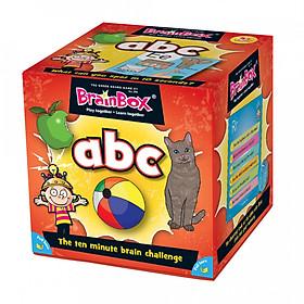 Hình đại diện sản phẩm Bộ đồ chơi giúp ghi nhớ học tiếng anh Brain box ABC - 90020