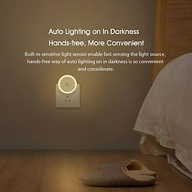 Xiaomi Mijia Đèn Ngủ Cảm biến ánh sáng Tiết Kiệm Năng Lượng  (Trắng)