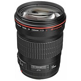 Ống kính Canon 135mm f/2 L - Hàng nhập khẩu