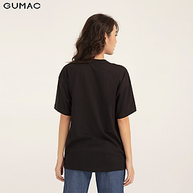 Áo thun nữ túi đắp Friends GUMAC ATB1159
