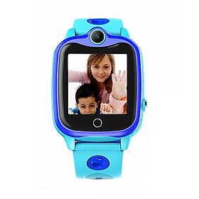 Đồng hồ thông minh trẻ em ANNCOE D06 nghe gọi nhắn tin định vị chống nước IP67 - Hàng Chính Hãng