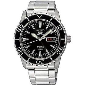 Seiko 5 SPORTS Automatic waterproof 330 feet Watch [SNZH55J1]