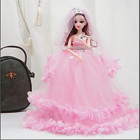 Búp bê Barbie công chúa-Cô dâu