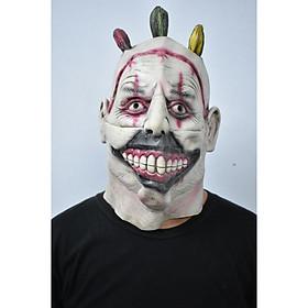 Mặt nạ Halloween thằng hề 3 sừng