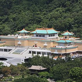 Vé Tham Quan Bảo Tàng Cố Cung Đài Loan (National Palace Museum)