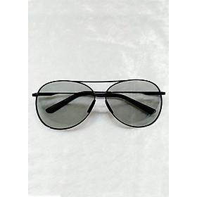 Kính đổi màu phân cực C1105 đi ngày và đêm thời trang, Kính mát nam phân cực chống tia UV400 mắt Polaried chịu lực