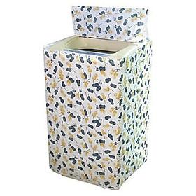Vỏ bọc máy giặt cửa trên loại dày đẹp cho máy từ 7.5-9.5kg