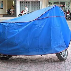 Bạt phủ xe máy chống nắng mưa loại tốt