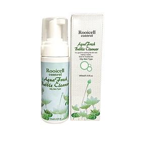 Sửa rửa mặt dành cho da nhờn, mụn Aqua Fresh Bubble Cleanser - Oil Skin