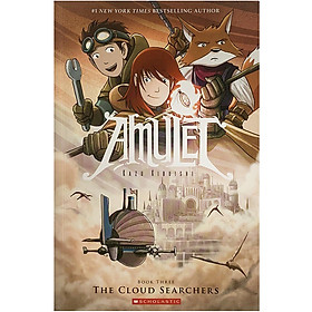 Amulet Book 3 : The Cloud Searchers (Graphic Novel)
