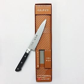 Dao làm cá cán ngắn  nhựa ABS cao cấp lưỡi 13.5cm Tiêu chuẩn Nhật Bản Dao-F đầu nhọn
