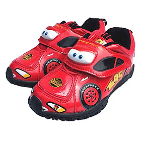 Giày Ô Tô MCQueen Cho Bé Trai 2 - 7 Tuổi Xuất Nhật G22 - Đỏ