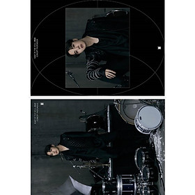 SET 2 POSTER A5 BTS MAP OF THE SOUL ON:E - Youth