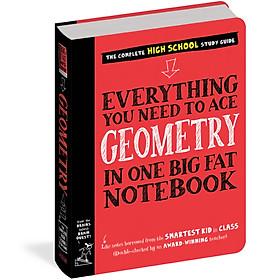 Sách - sổ tay hình học - everything you need to ace Geometry ( lớp 8 - lớp 12 )