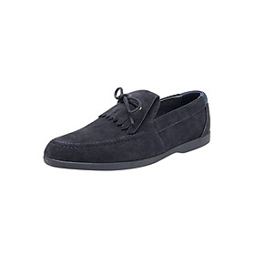 Giày Winston Clae CLA01272 Black Full Grain Leather Deep Navy Suede