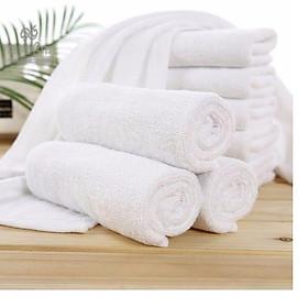 Combo 3 Khăn bông tắm gia đình, khăn tắm khách sạn kích thước 50x100cm - 100% cotton