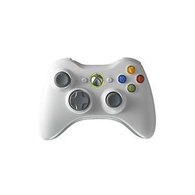Tay Bấm Game Không Dây Microsoft Xbox 360 JR9-00012 - Hàng chính hãng