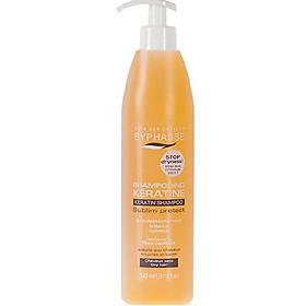 Dầu gội đầu dành cho da dầu Byphasse shampoo keratine 520ml