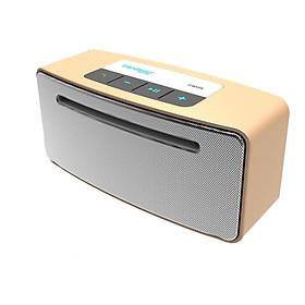 Hình đại diện sản phẩm Loa Di Động Bluetooth Trendwoo Beat It (màu Vàng) - Hàng Chính Hãng