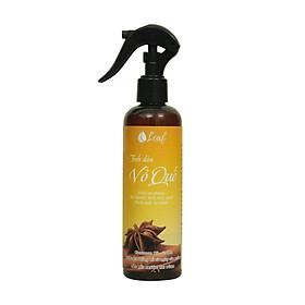 Tinh dầu xịt phòng, tủ quần áo, tạo mùi thơm, khử mùi hôi và đuổi côn trùng (Hương quế - 250ml)