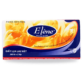 Giấy Lụa 2 Lớp Elène (260 Tờ)