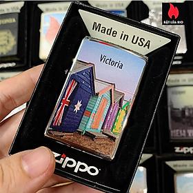 Bật Lửa Zippo 250 Victoria Australia