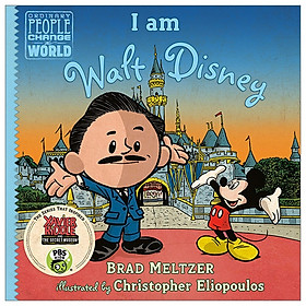 I Am Walt Disney (Ordinary People Change The World)