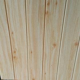 10 xốp dán tường vân gỗ sồi trắng