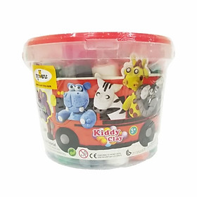 Đất nặn Kiddy Clay BTS Happy Jumbo