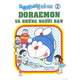 Doraemon Đố Vui (Tập 2) - Doraemon Và Những Người Bạn