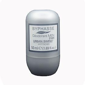 Lăn khử mùi dành cho nam Byphasse Urban Swing (50ml)