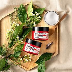 Kem Dưỡng Ẩm Phục Hồi, Cải Thiện Sẹo Lõm Chiết Xuất Ốc Sên Some By Mi Snail Truecica Miracle Repair Cream 60g
