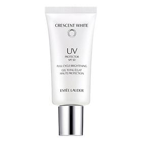 Kem Chống Nắng, Sáng Da Estée Lauder White Full Cycle Brightening UV Protector SPF50 (30ml)