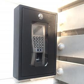 Hộp bảo vệ máy chấm công - kiểm soát cửa