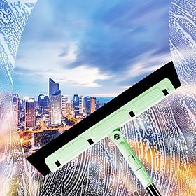 Chổi lau kính và gạt nước cán dài có thể xoay 180 độ XBL-SMPT