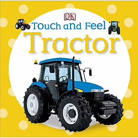 DK Tractor (Series Touch And Feel)