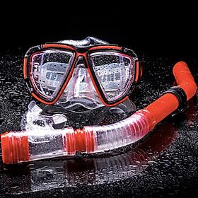 Bộ kính lặn ống thở Swim Mask - Màu ngẫu nhiên