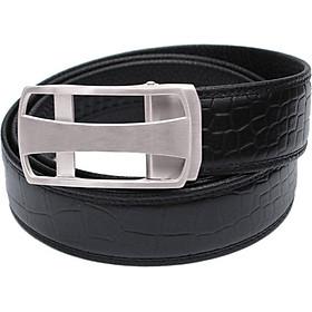 Dây nịt nam - Thắt lưng nam da SAM leather SFDN009IB, Men's belts