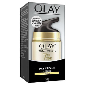 Olay Total Effects 7 In One Day Face Cream Normal SPF 15 50g