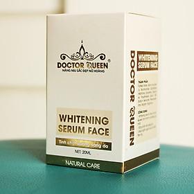Tinh chất dưỡng sáng da Doctor Queen Whitening Serum Face 20ml-0