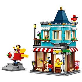 Cửa Hàng Đồ Chơi Nhà Phố - Lego 31105
