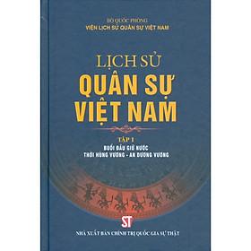 Lịch Sử Quân Sự Việt Nam (Trọn Bộ 14 Tập)